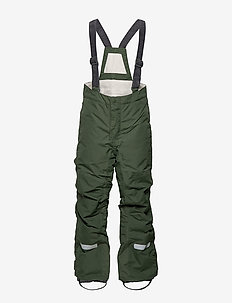 LAXEN KIDS PANTS - bukser - spruce green