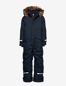 POLARBJÖRNEN KIDS CO - NAVY