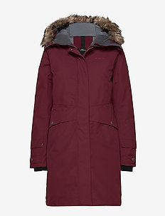 ELIN WNS PARKA - ANEMON RED