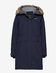 ELIN WNS PARKA - DARK NIGHT BLUE