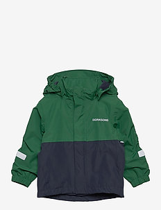 BRI KIDS JKT 2 - skaljakke - leaf green