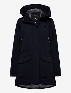 FRIDA WNS PARKA 4 - parkaser - dark night blue
