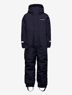 HAILEY KIDS COVERALL - snowsuit - navy