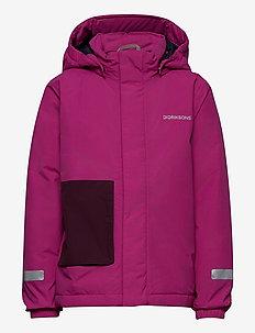 LOVIS KIDS JKT - ski jackets - lilac