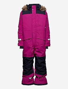 BJÖRNEN KIDS COVER 4 - snowsuit - lilac