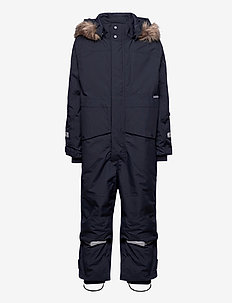 BJÖRNEN KIDS COVER 4 - snowsuit - navy