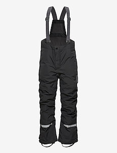 IDRE KIDS PANTS 4 - schneehose - black
