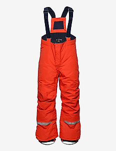 IDRE KIDS PANTS 4 - schneehose - poppy red