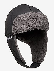 BIGGLES CAP 3 - mützen - black