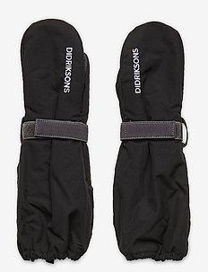 BIGGLES MITTEN 4 - winter clothing - black