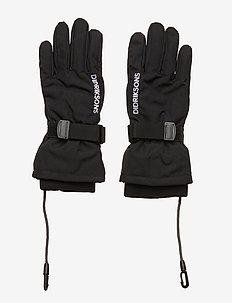 BIGGLES GLOVES - handschuhe - black