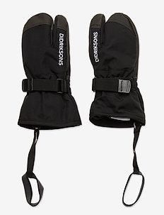 FOSSA KIDS GLOVES - winterkleding - black