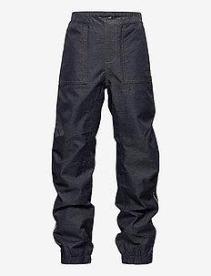 PANTERN KIDS PANT - hosen - dark denim blue