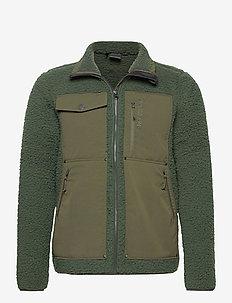 TRULS USX SWTR - basic sweatshirts - forest green