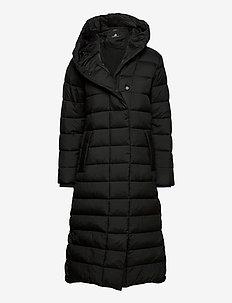 STELLA WNS COAT 2 - padded coats - black