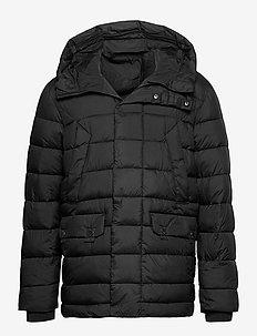 URBAN USX JKT 3 - fôrede jakker - black
