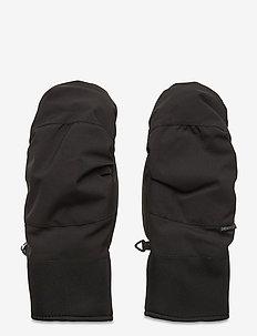 HEDI MITTEN 2 - handsker & vanter - black