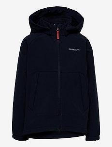 POGGIN KIDS JKT 2 - softshell jacket - navy