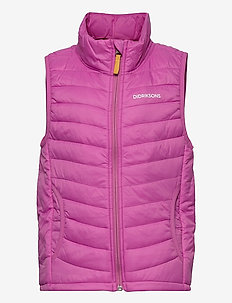 BORIS KIDS VEST - bodywarmers - radiant purple