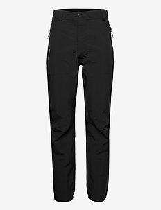 COLIN USX PANTS - regnbukser - black