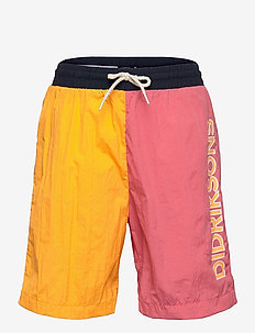 WAVY KIDS SHORTS - swim shorts - soft rose