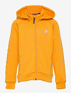 CORIN KIDS JKT 3 - hoodies - citrus yellow