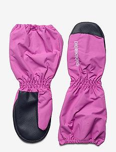 SHELL KIDS GLOVES - handsker & vanter - radiant purple