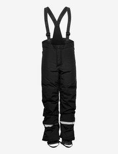 IDRE KIDS PANTS 5 - skihosen - black