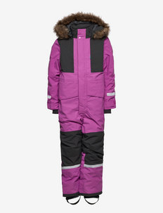 BJÖRNEN KIDS COVER 5 - snowsuit - radiant purple