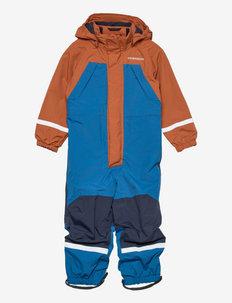 ZEB KIDS COVERALL - snowsuit - classic blue
