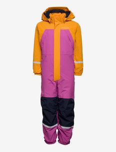 ZEB KIDS COVERALL - snowsuit - radiant purple