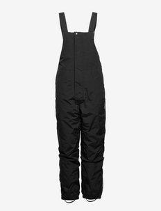 TARFALA KIDS PANTS 5 - shell & rain pants - black