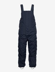 TARFALA KIDS PANTS 5 - shell & rain pants - navy