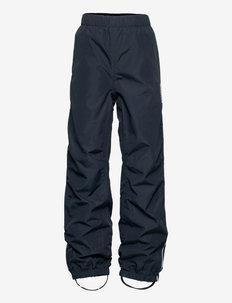 VIN KIDS PNT 3 - shell & rain pants - navy