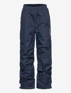 NOBI KIDS PANTS 6 - shell & rain pants - navy