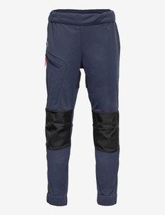 LVET KIDS PANT 4 - shell & rain pants - navy