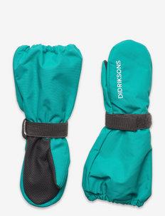 BIGGLES MITTEN 5 - handschoenen - peacock green