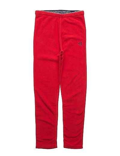 MONTE KIDS PANTS 2 - RED