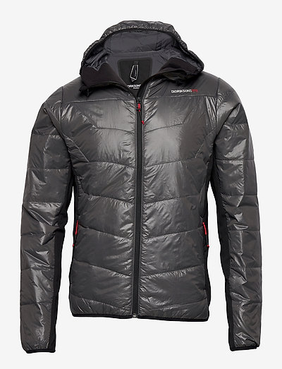 GALE USX JKT - vestes matelassées - coal black