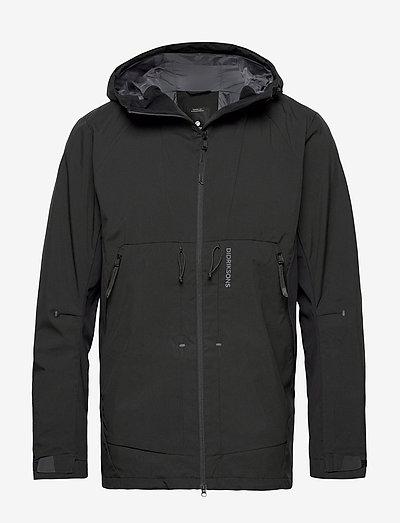 BENGT USX JKT 2 - manteaux de pluie - black