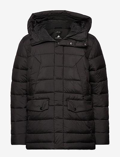 URBAN USX JKT 2 - vestes matelassées - black