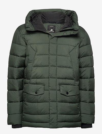 URBAN USX JKT 2 - vestes matelassées - spruce green