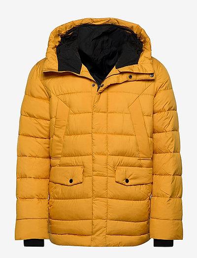 URBAN USX JKT 2 - vestes matelassées - yellow ochre