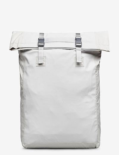TOTE GALON BACKPACK - sacs à dos - aluminum