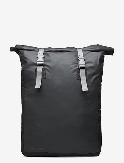 TOTE GALON BACKPACK - sacs à dos - black