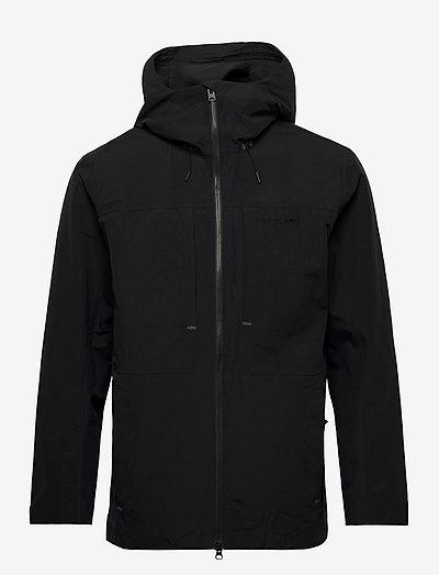 OVE USX JKT - manteaux de pluie - black