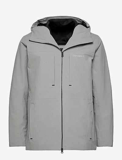 OVE USX JKT - manteaux de pluie - stone grey