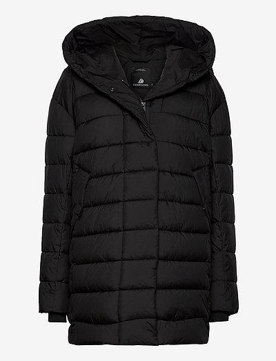 CARIN WNS JKT - manteaux d'hiver - black