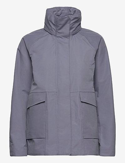 UNN WNS JKT 2 - vestes legères - foggy blue