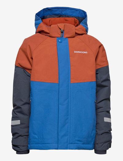 LUN KIDS JKT 3 - ski jassen - classic blue